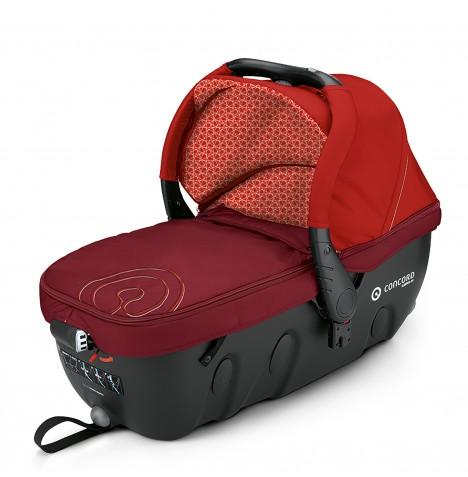 Concord Sleeper 2.0 Carrycot - Flaming Red
