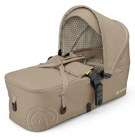 Concord Scout Folding Carrycot - Powder Beige