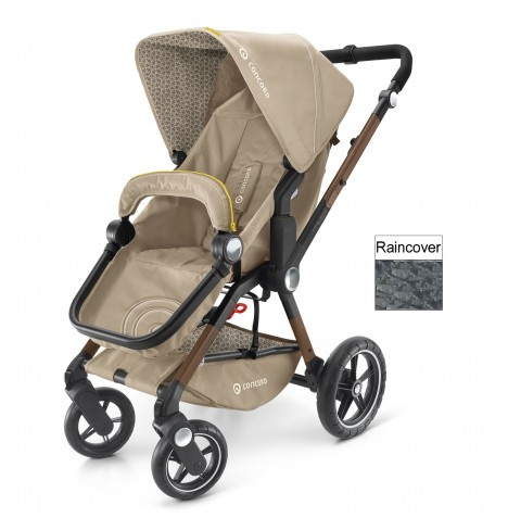 Concord Camnio Buggy Stroller Pushchair - Powder Beige