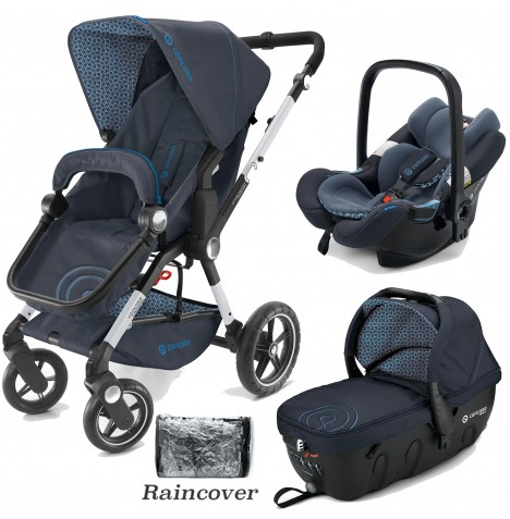 Concord Camino Travel Set Travel System - Deep Water Blue