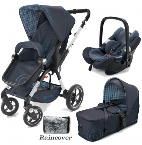 Concord Camino Mobility Set Travel System - Deep Water Blue