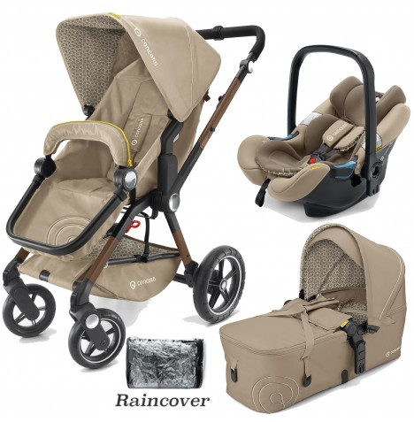 Concord Camino Mobility Set Travel System - Powder Beige