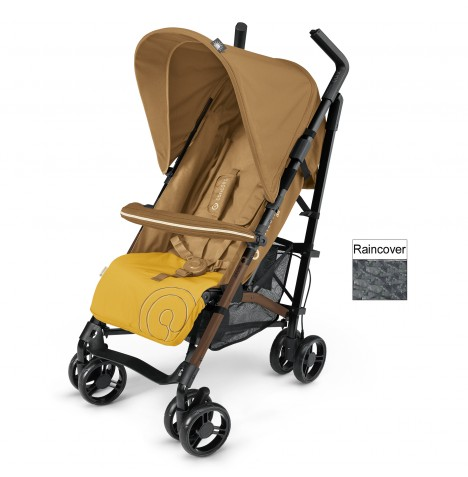 Concord Quix Plus Stroller Pushchair - Sweet Curry