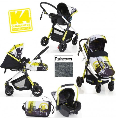 Koochi Litestar Travel System - Brooklyn AM..