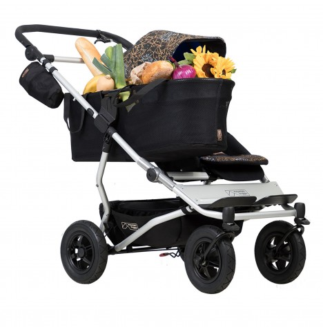 Mountain Buggy Duet V3 Single Pushchair - Rooster