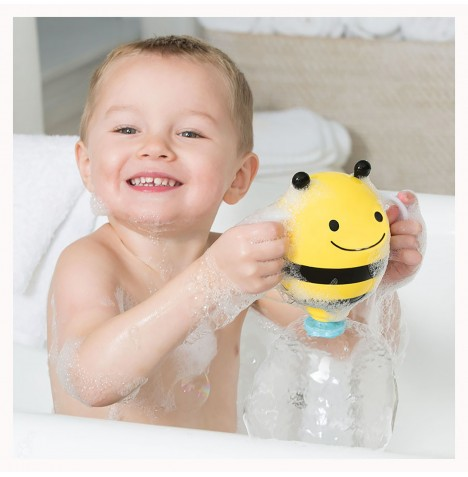 Skip Hop Zoo Fill Up Fountain Bath Toy - Bee