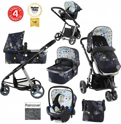 Cosatto Giggle 2 Combi 3 in 1 Travel System - Berlin..