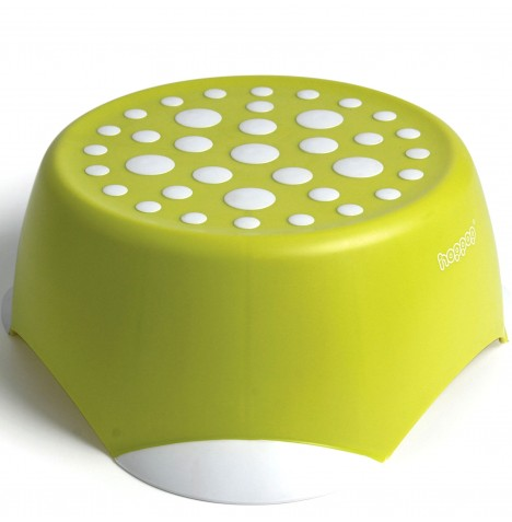 Hoppop Monti Toddler Step Stool - Lime