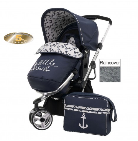 Obaby Chase Switch Stroller - Little Sailor
