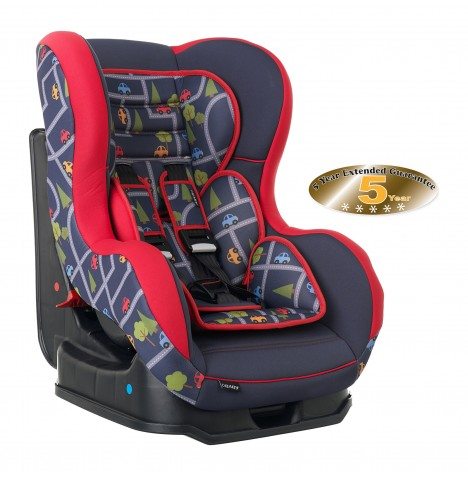 Obaby Group 0/1 Combination Car Seat - Toy Traffic