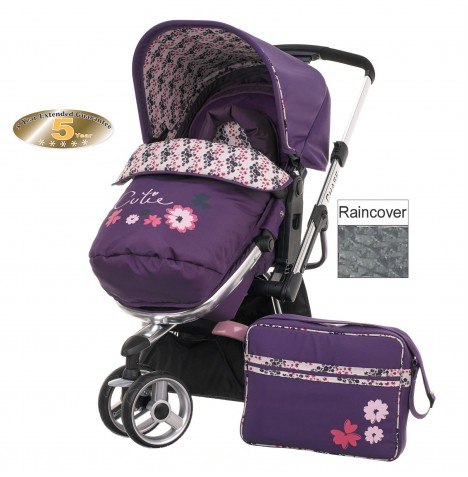 Obaby Chase Switch Stroller - Little Cutie