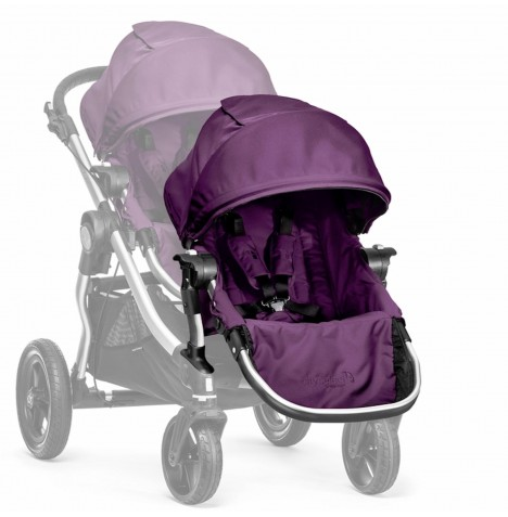 Baby Jogger Select 2nd Seat With Adaptor - Amethyst