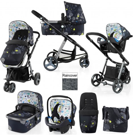 Cosatto Giggle 2 Combi 3 in 1 Travel System - Berlin