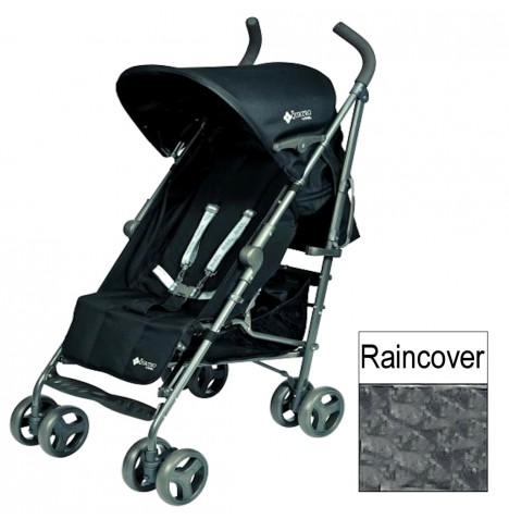 Red Kite Push Me Quatro Stroller - Humbug