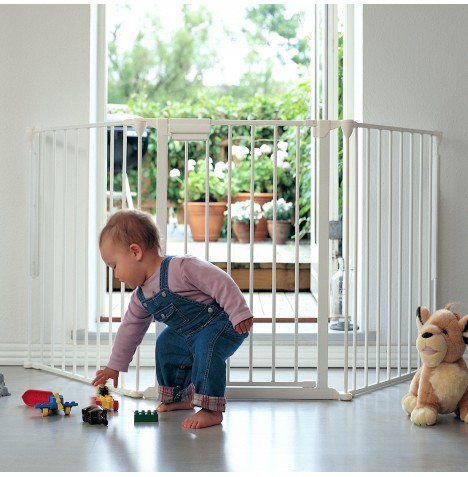 Babydan Configure Gate - White