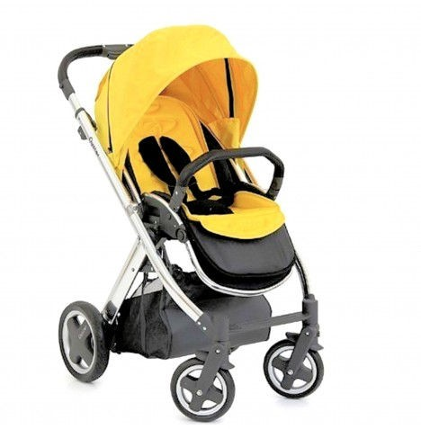 Babystyle Oyster (Original) Pushchair Colour Pack - Mustard