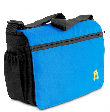 Out n About Changing Bag - Lagoon Blue