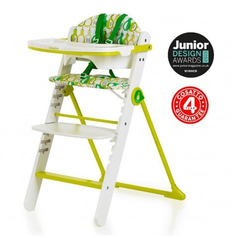 Cosatto Waffle Highchair - Pippy..