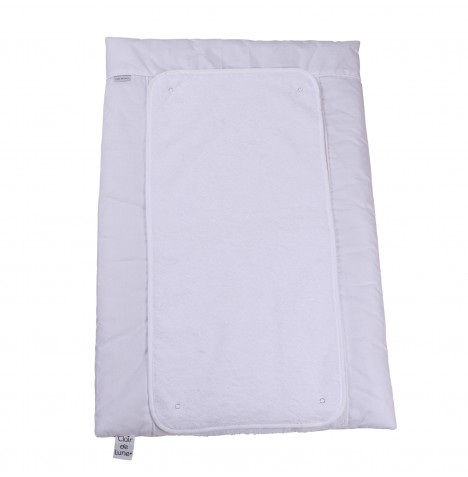 Clair De Lune Essential Changing Mat - White
