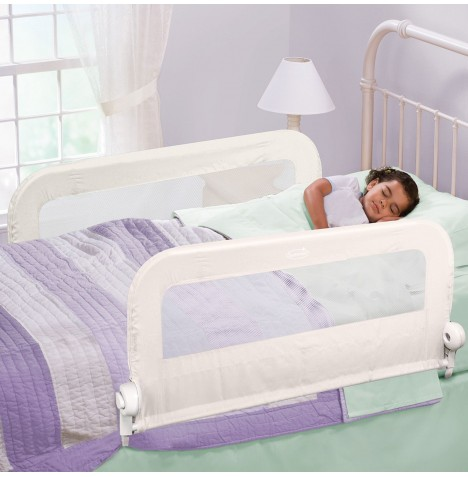 Summer Infant Grow With Me Double Bedrail - White
