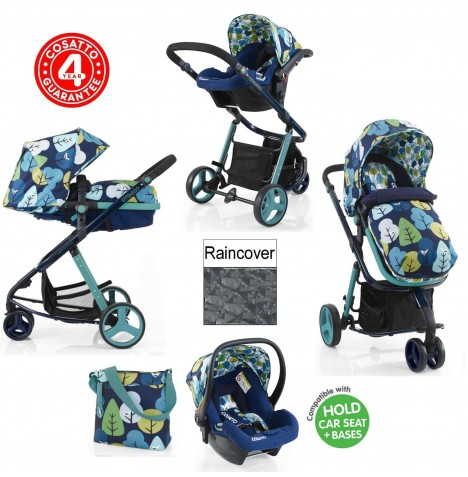 Cosatto Woop Travel System - Nightbird..