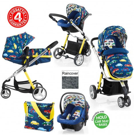Cosatto Woop Travel System - Rev Up..