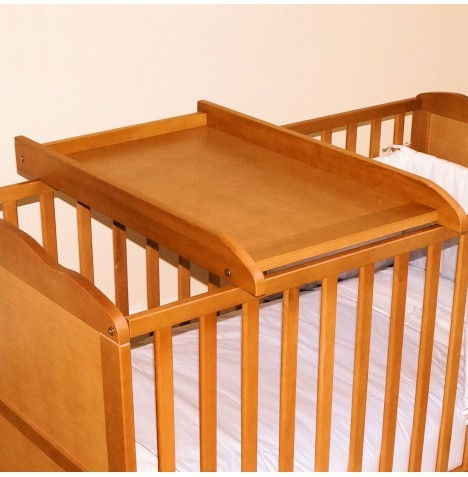 Saplings Cot Top Changer - Country