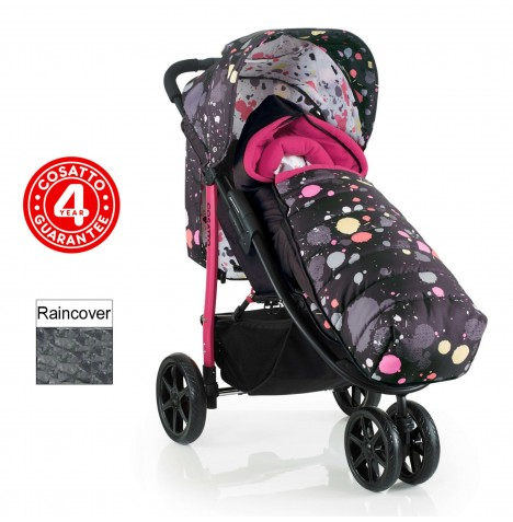 Cosatto Busy Pushchair Stroller - Seattle