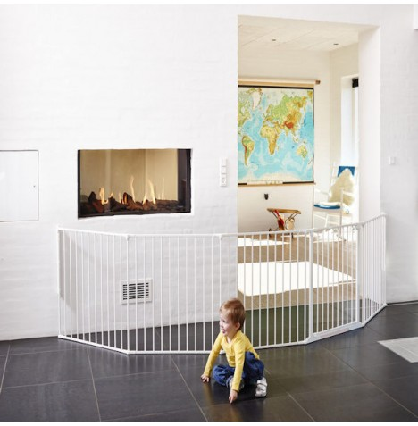 New Babydan Xxl Room Divider Configure Baby Safety Gate