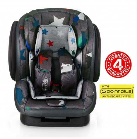 Cosatto Hug Group 123 Recline Car Seat