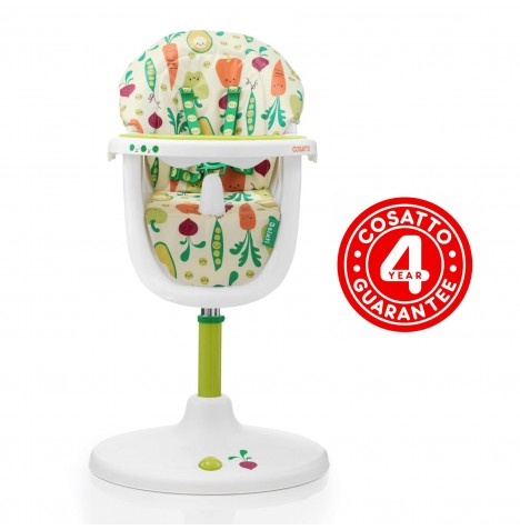 Cosatto 3Sixti2 Highchair - Superfoods