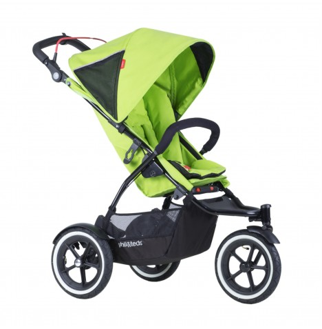 Phil & Teds Sport Autostop Pushchair - Apple