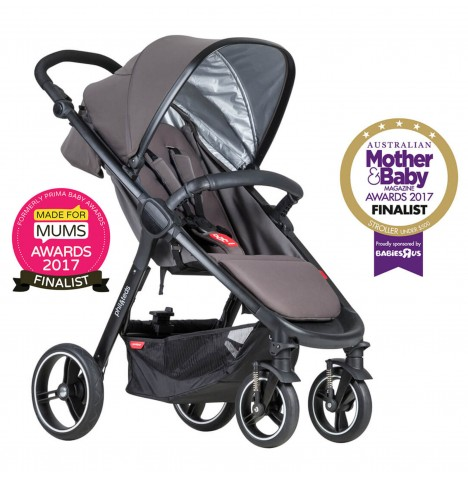 Phil & Teds Smart Pushchair / Buggy - Graphite