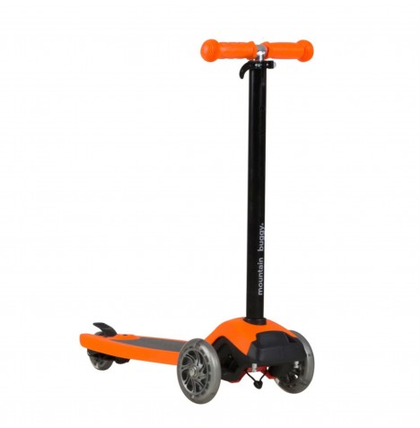 Mountain Buggy Freerider Stroller Board / Scooter - Orange