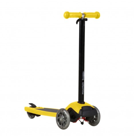 Mountain Buggy Freerider Stroller Board / Scooter - Yellow
