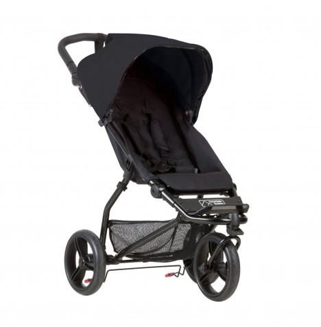 Mountain Buggy Mini Pushchair - Black