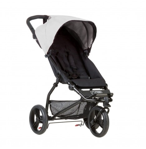 Mountain Buggy Mini Pushchair - Silver