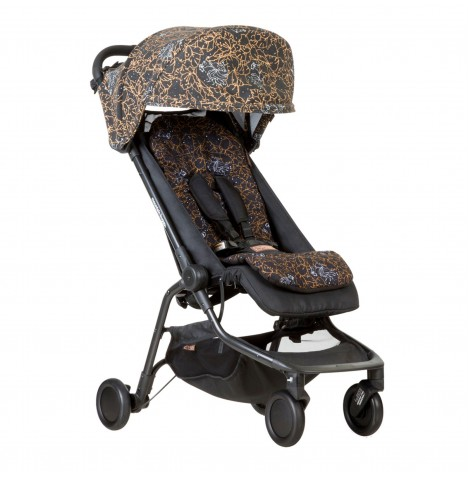 Mountain Buggy Nano Stroller - Rooster