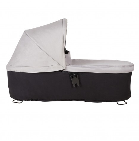 Mountain Buggy Mini / Swift Carrycot Plus - Silver