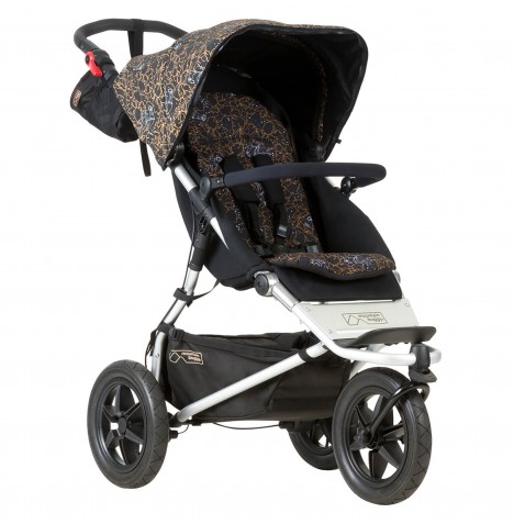 Mountain Buggy Urban Jungle Pushchair - Rooster