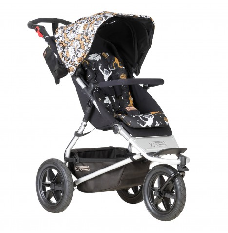 Mountain Buggy Urban Jungle Pushchair - Monkey