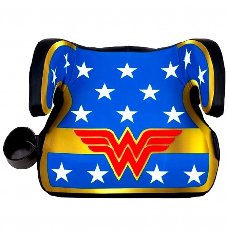 Kids Embrace Group 2,3 Car Seat Booster - Wonder Woman