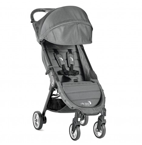 Baby Jogger City Tour Stroller - Charcoal