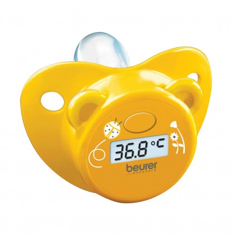 Beurer BY 20 Dummy Thermometer - Yellow
