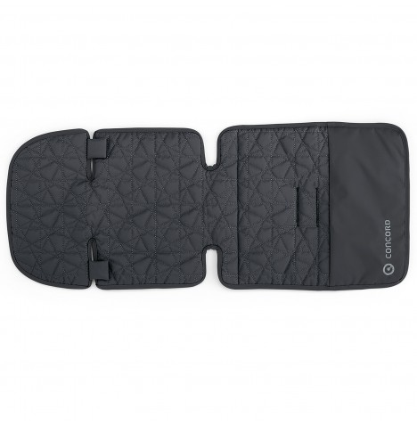 Concord Snuggle Pushchair Seat Liner - Cosmic Black