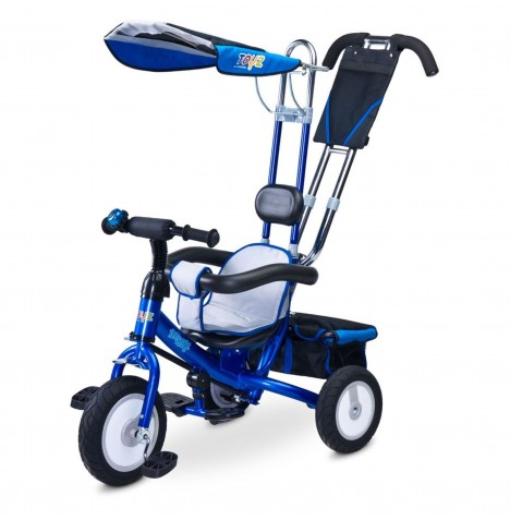 Toyz Derby 3in1 Trike - Blue