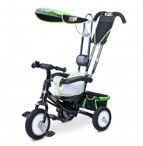 Toyz Derby 3in1 Trike - Green