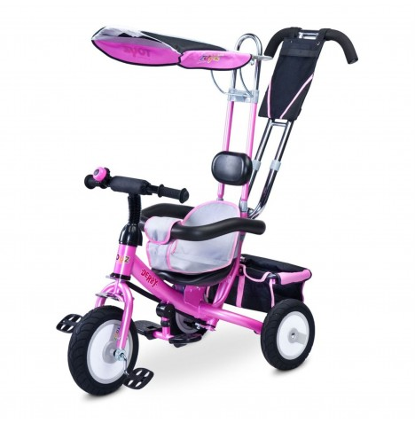 Toyz Derby 3in1 Trike - Pink
