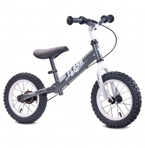 Toyz Flash Balance Bike - Grey