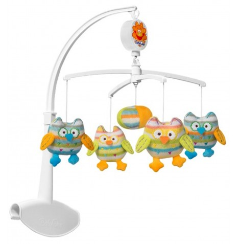Baby Ono Musical Mobile - Owls